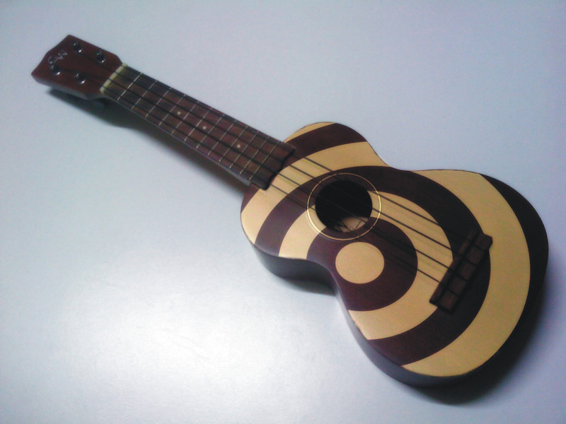 greenwich ukulele soprano modding